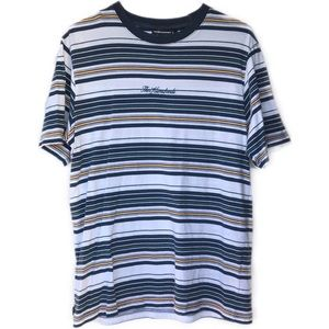 The Hundreds striped t shirt